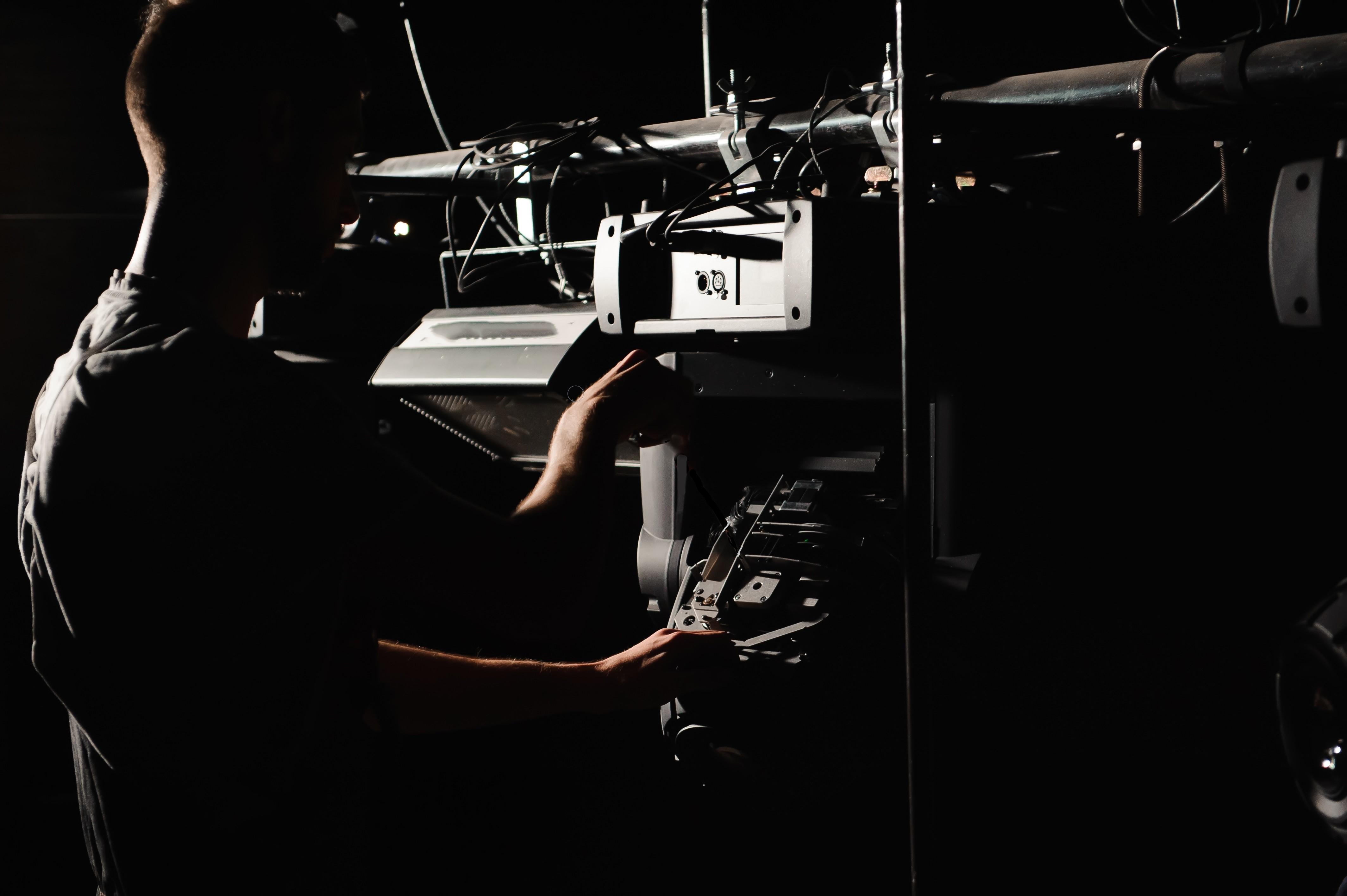 lighting engineer 3